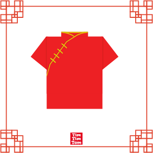 Buy new clothes for Chinese New Year a tradition for your bilingual family
